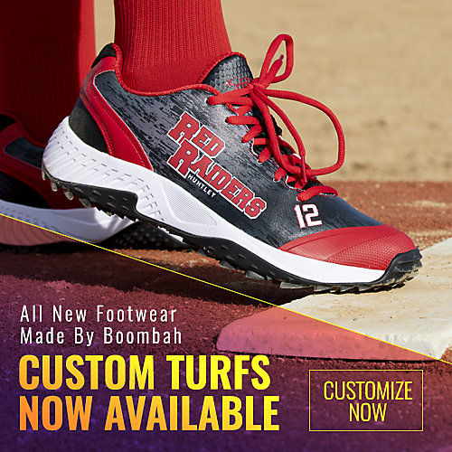Custom Turfs Now Available