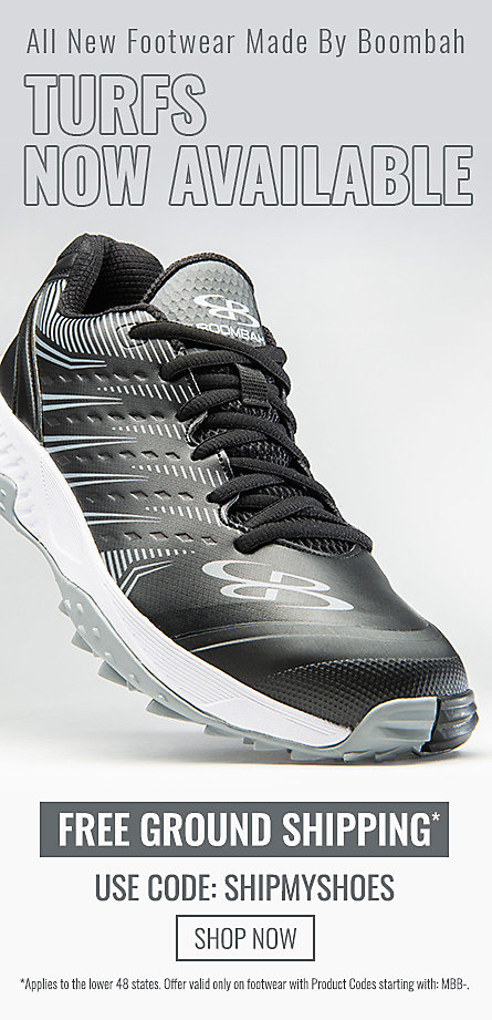 All New Turfs Made By Boombah