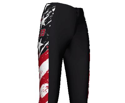 Boombah Partial Dye Softball Pants