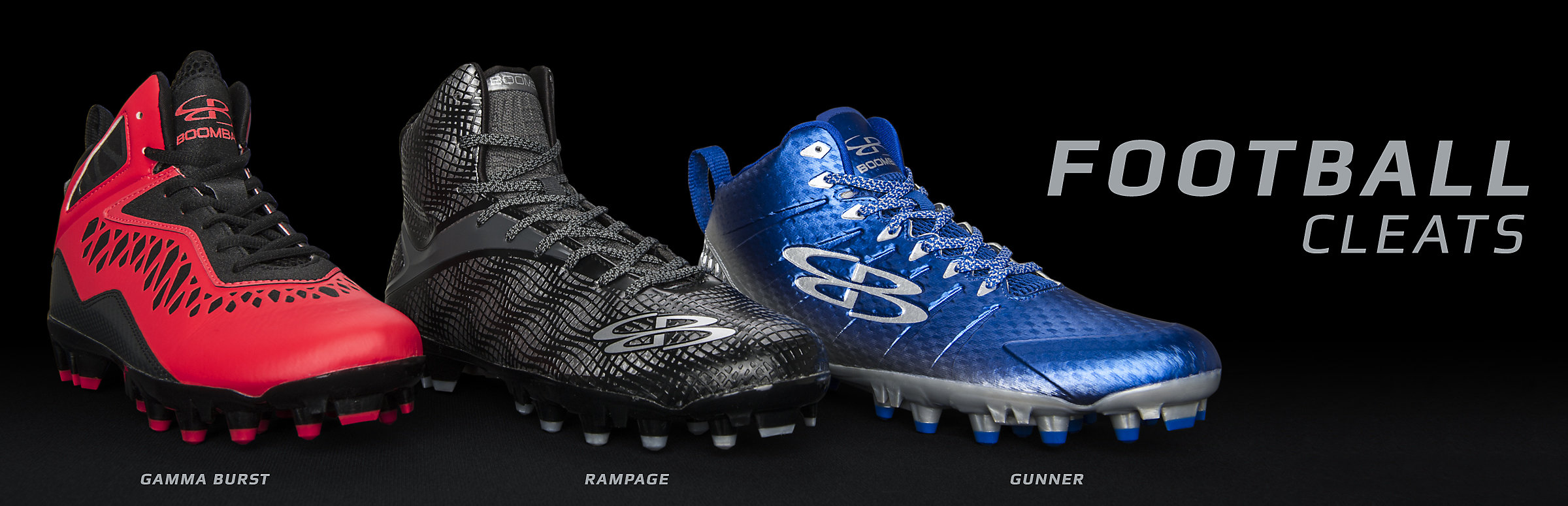 Featured Boombah Football Cleats