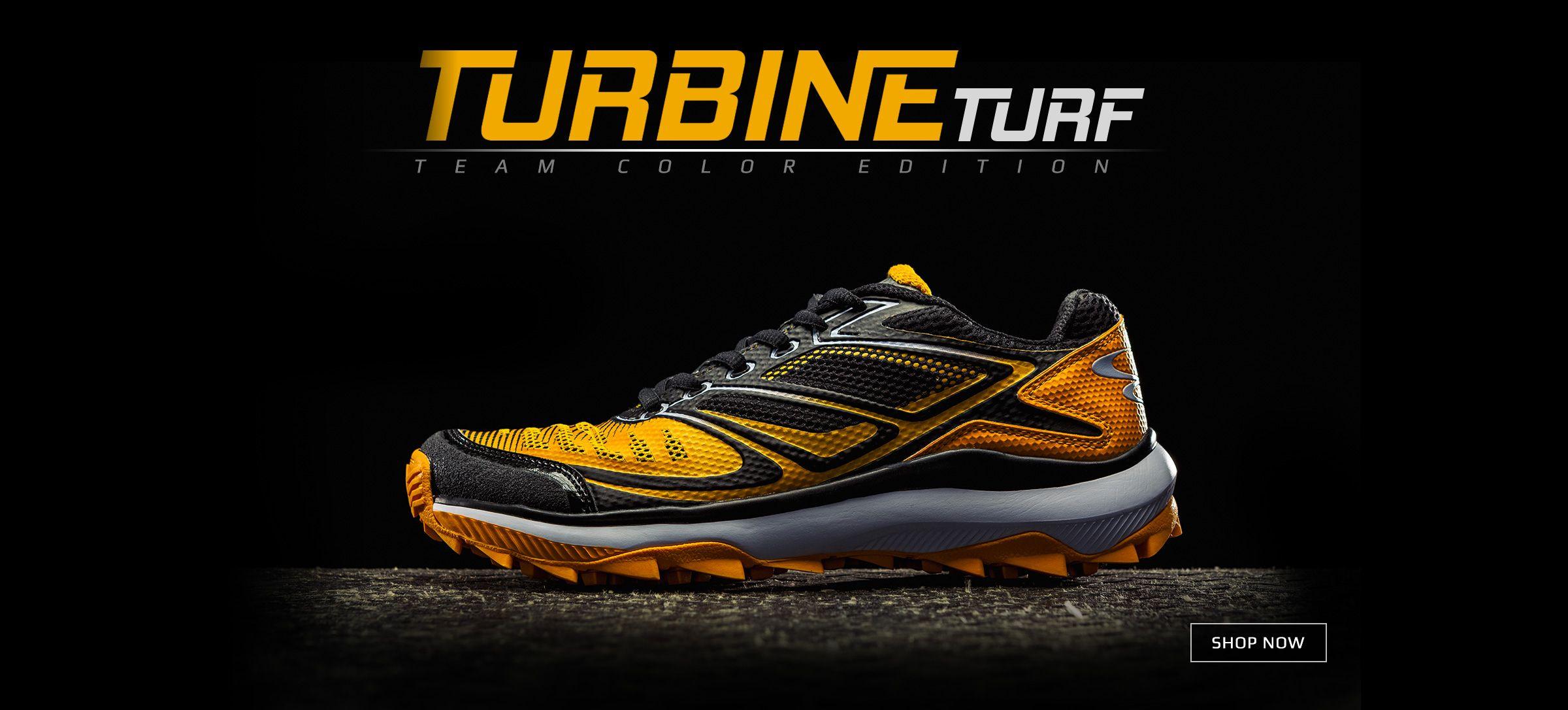 Boombah Team Turbine Turf Shoes
