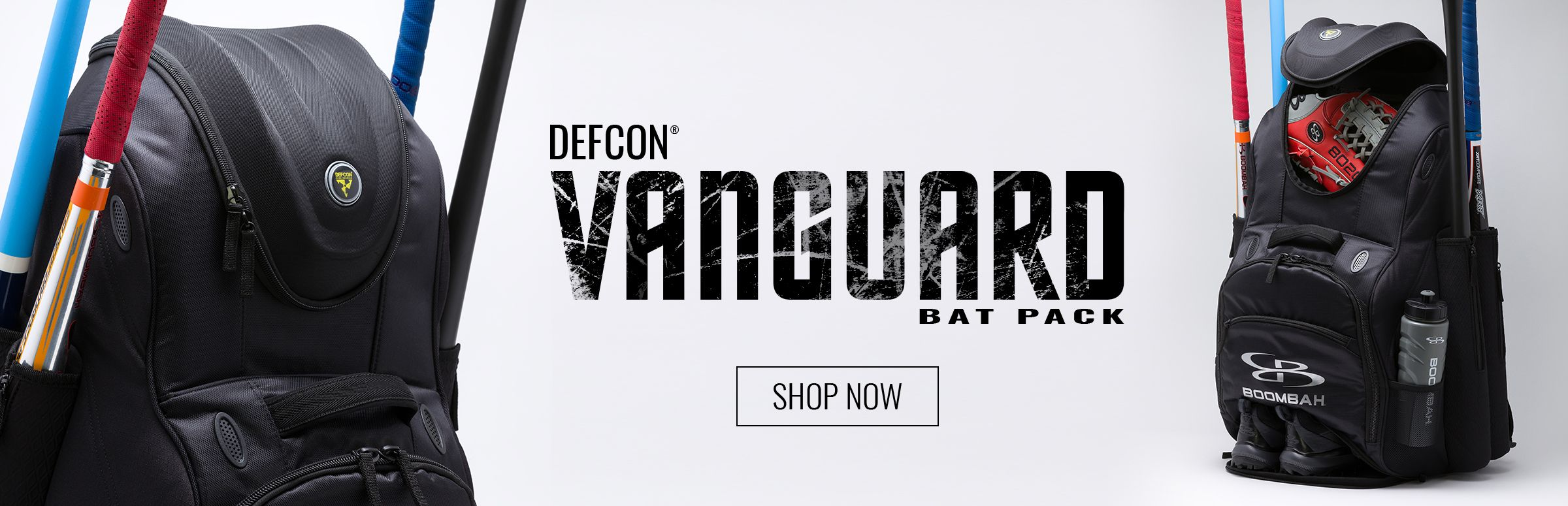 Boombah DEFCON® Vanguard Bat Pack