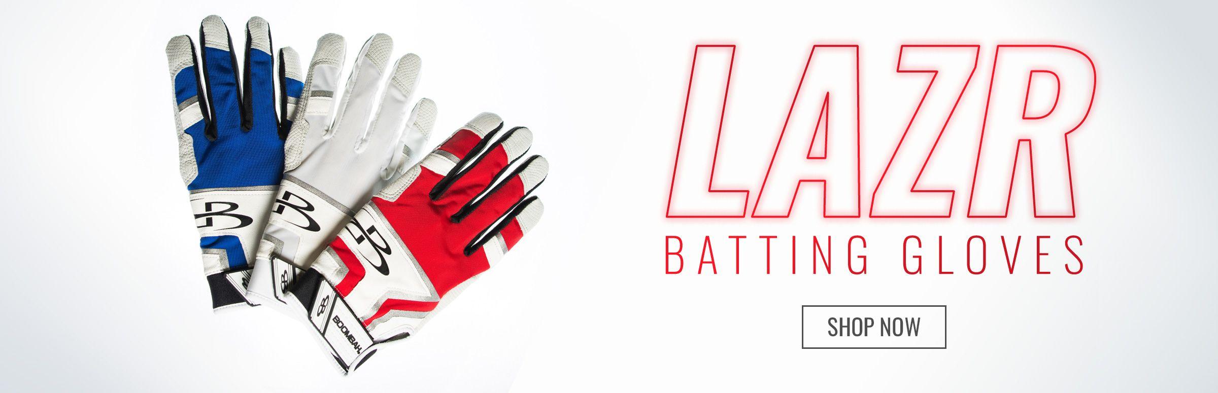LAZR Batting Gloves