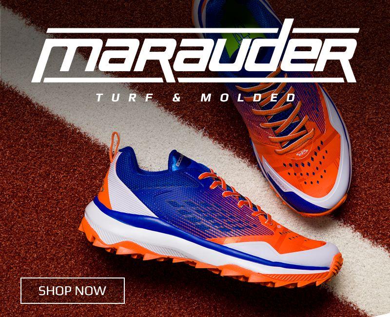 Marauder Turf and Molded