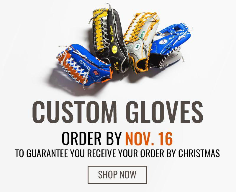 Custom Fielding Gloves