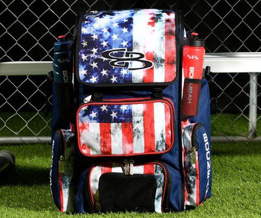 Superpack USA Bat Bag