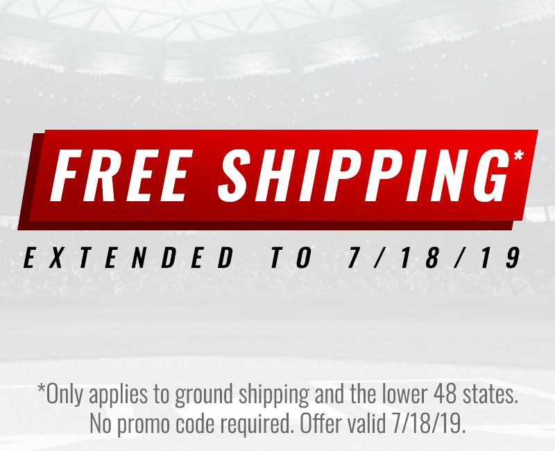 Free Shipping Extended