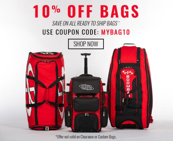 10% Off Ready To Ship Bags