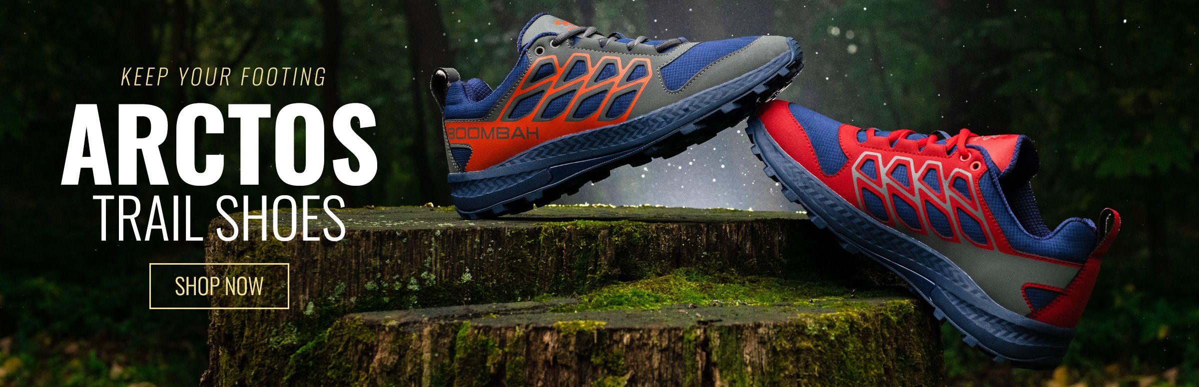 Arctos Trail Shoes - Shop Now