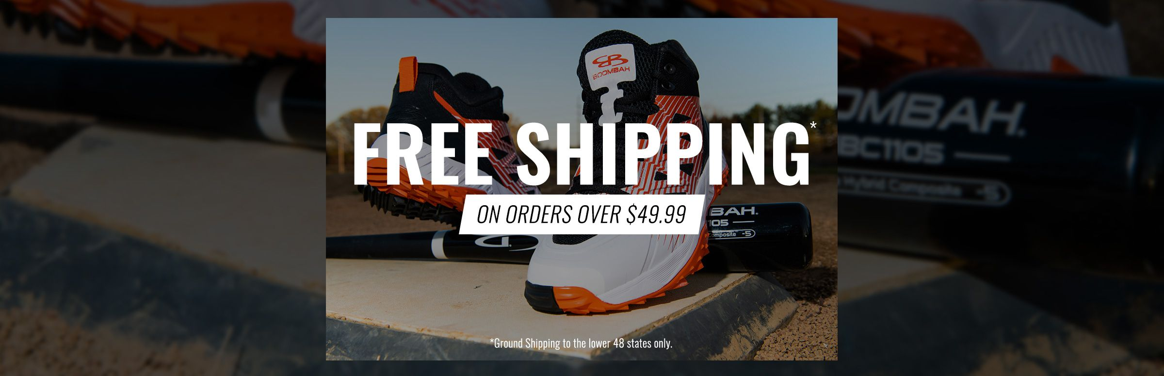 Free Ground Shipping On Orders Over $49.99
