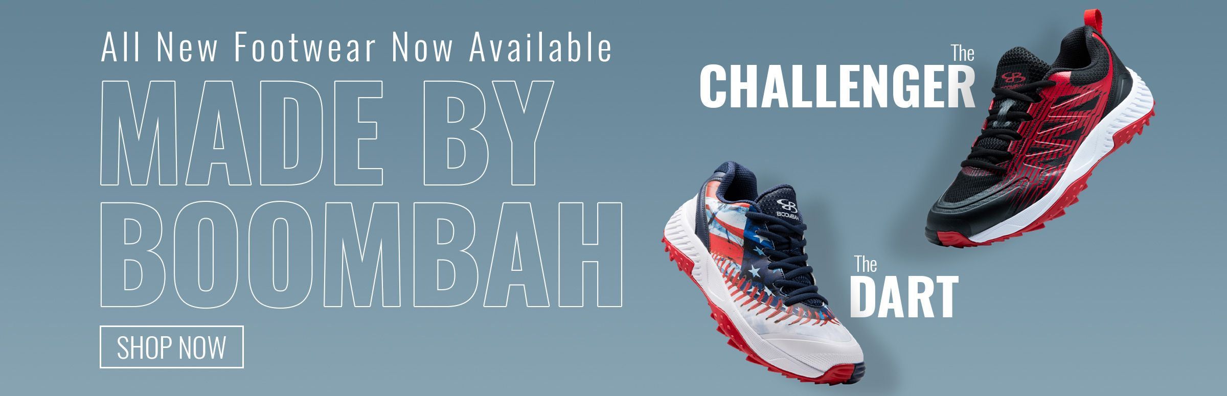 All New Footwear Made By Boombah