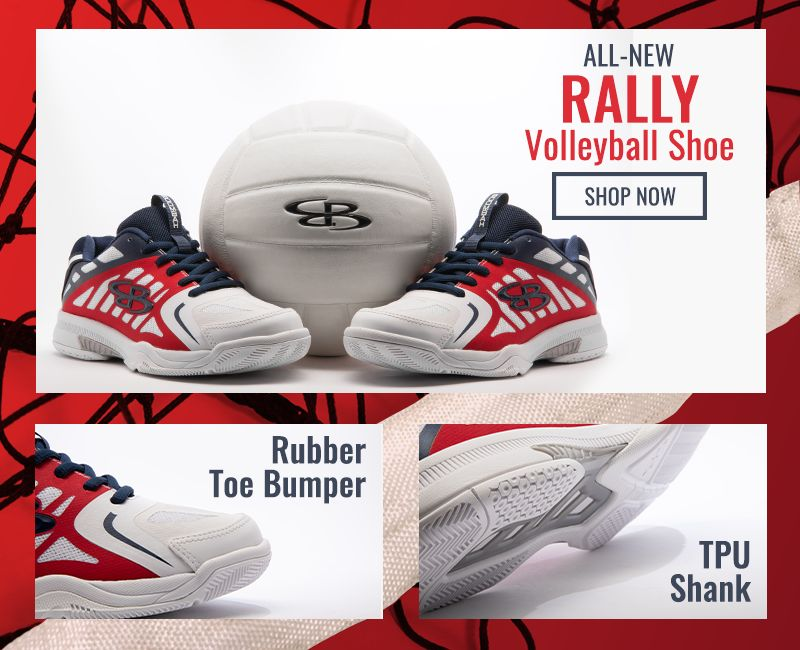 Rally Volleyball Shoes