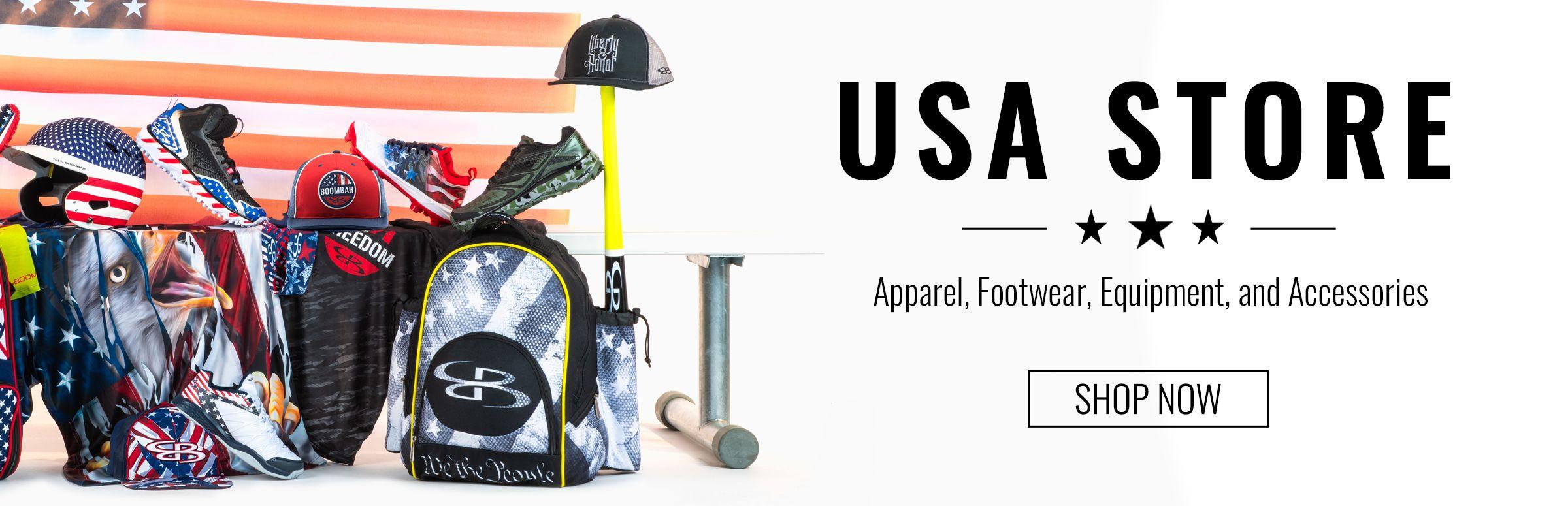 Boombah - Custom Uniforms, Footwear and Athletic Equipment