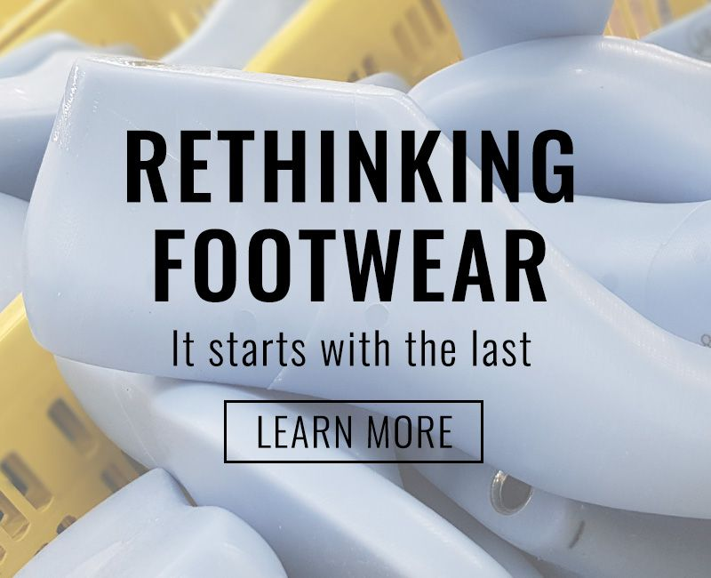Rethinking All-New Footwear - The Last Comes First