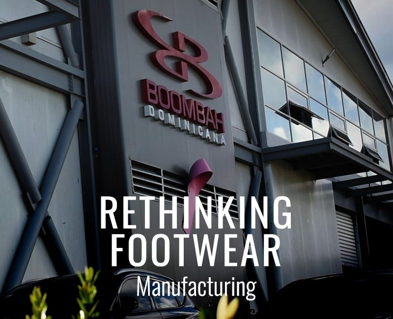 Rethinking Footwear - Producing a Shoe