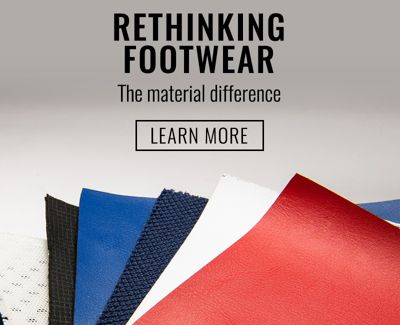 Rethinking Footwear - Importance of Materials