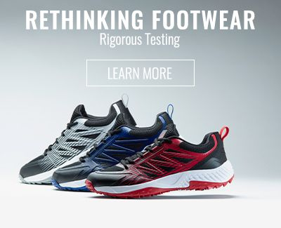 Rethinking Footwear - Rigorous Testing