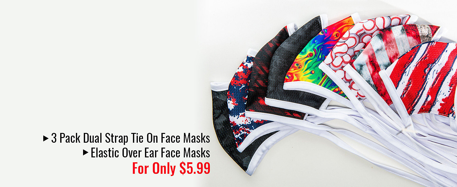 Washable Face Masks