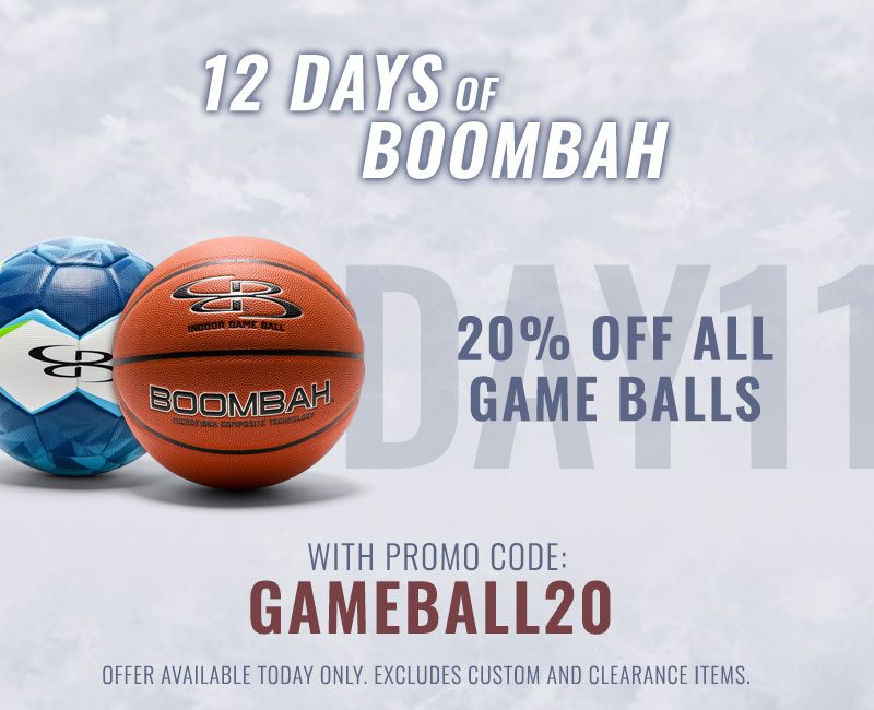 12 Days of Boombah