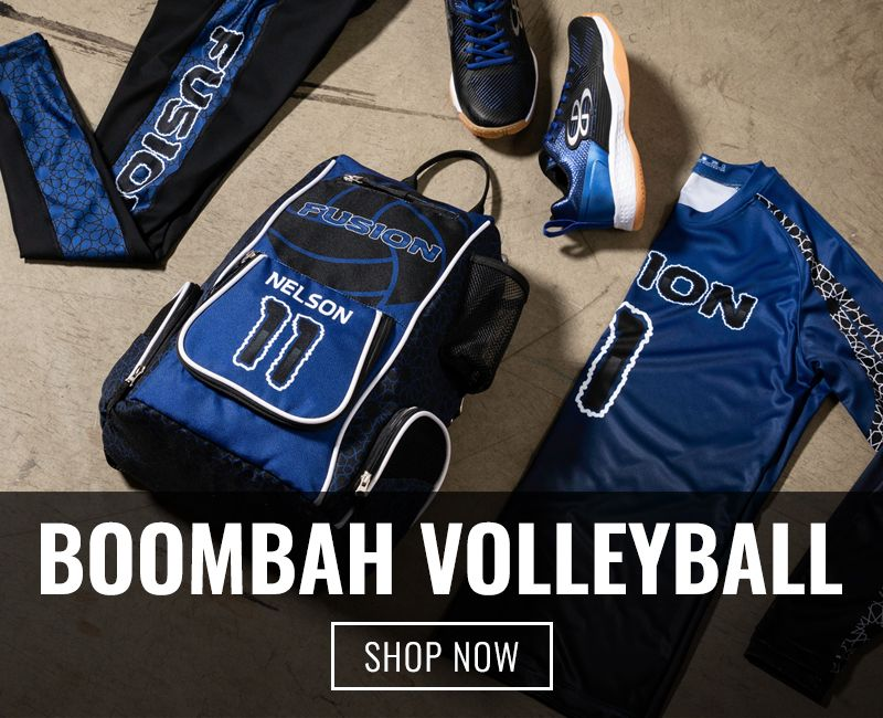 Boombah Volleyball