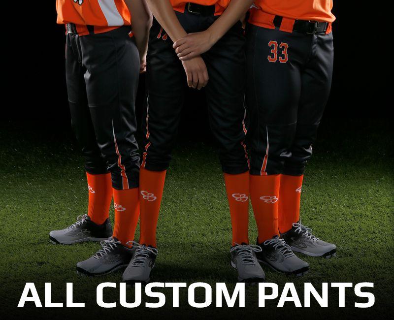 custom fastpitch pants