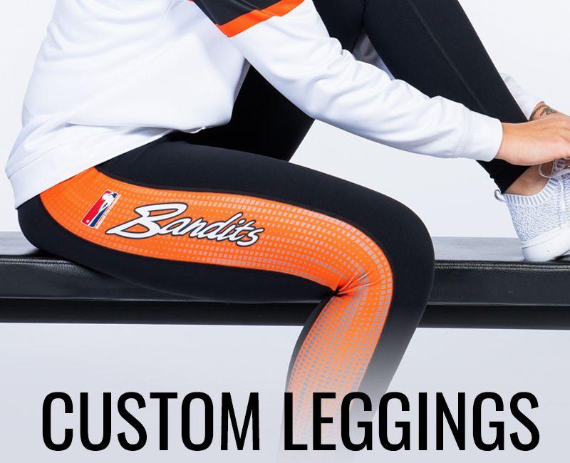 Girls' Custom Leggings