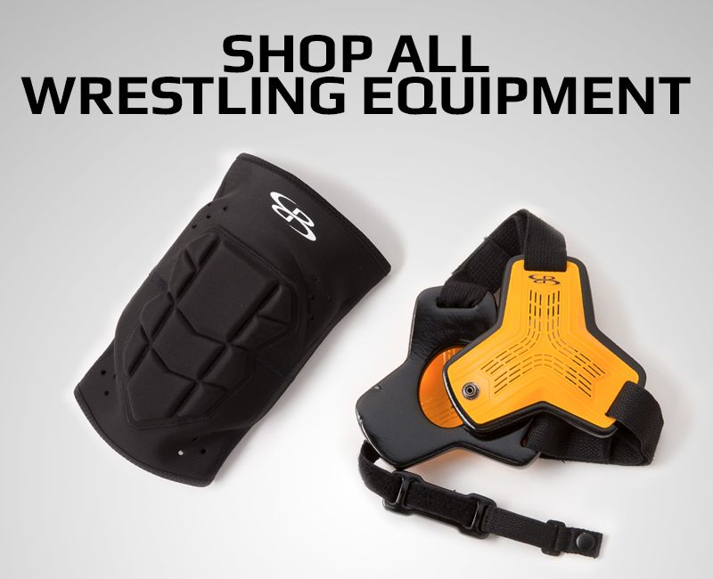 Boombah Wrestling Equipment