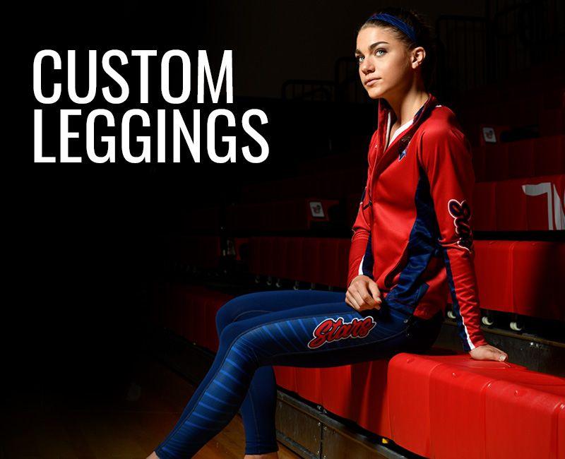 Women's Custom Leggings