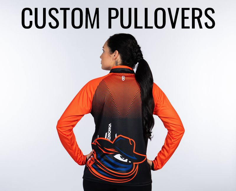 Women's Custom Pullovers