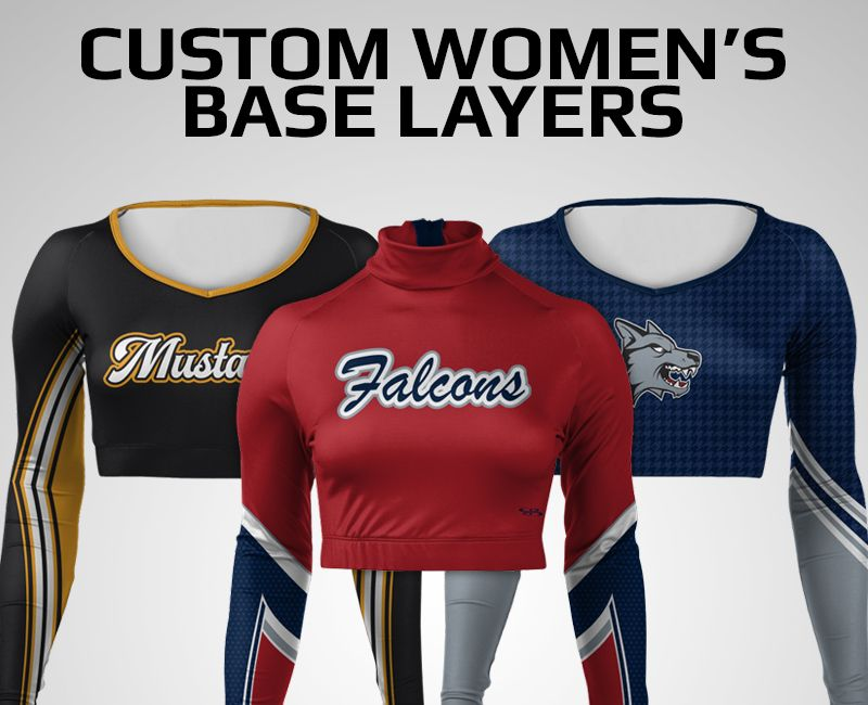 Custom Women's Base Layers