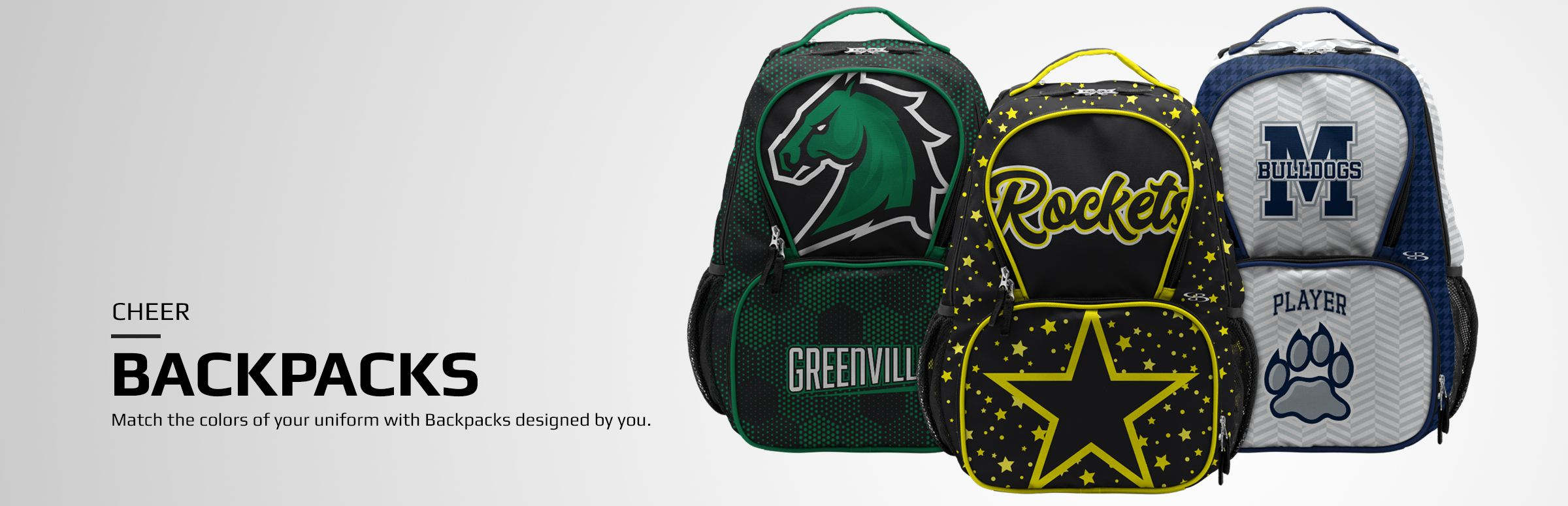 Cheer Backpacks