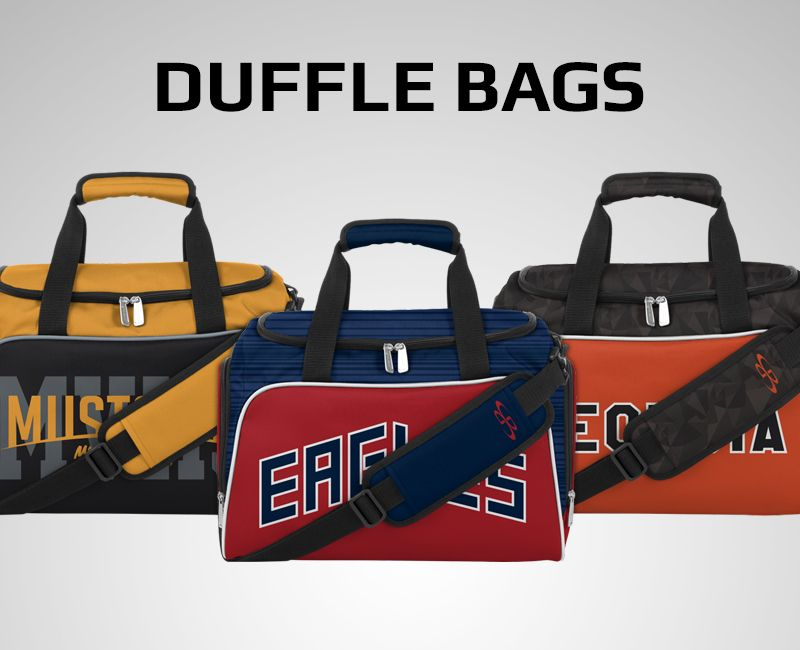 Cheer Duffle Bags