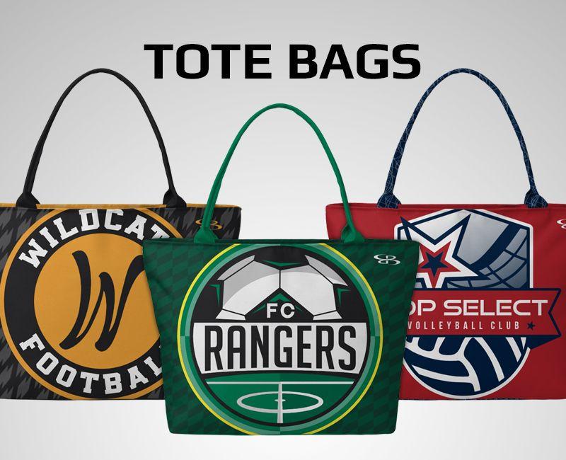 Cheer Tote Bags