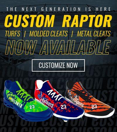 Custom Raptor Footwear
