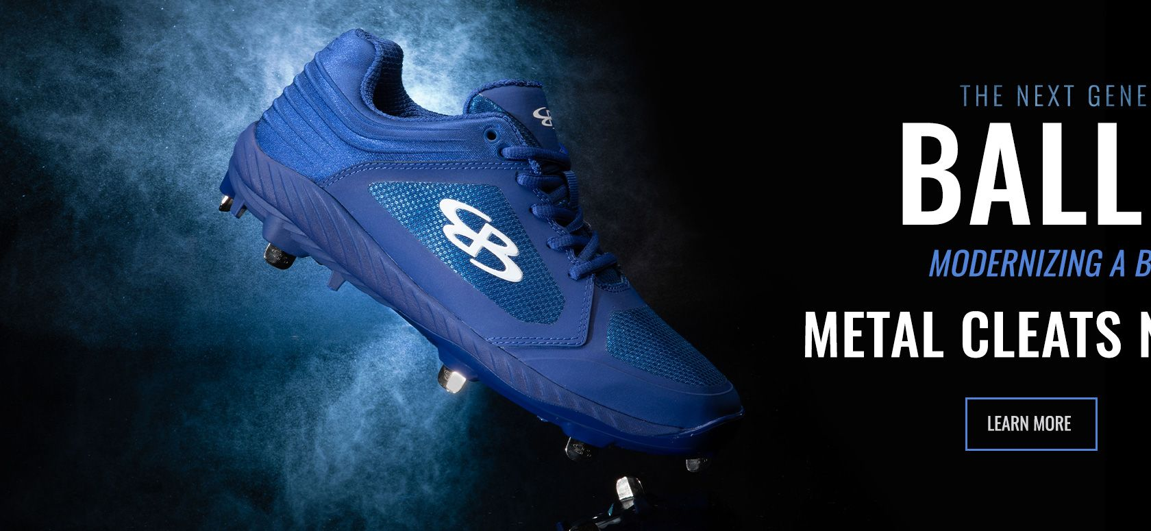 Ballistic Metal Cleats Now Availabe - Learn More