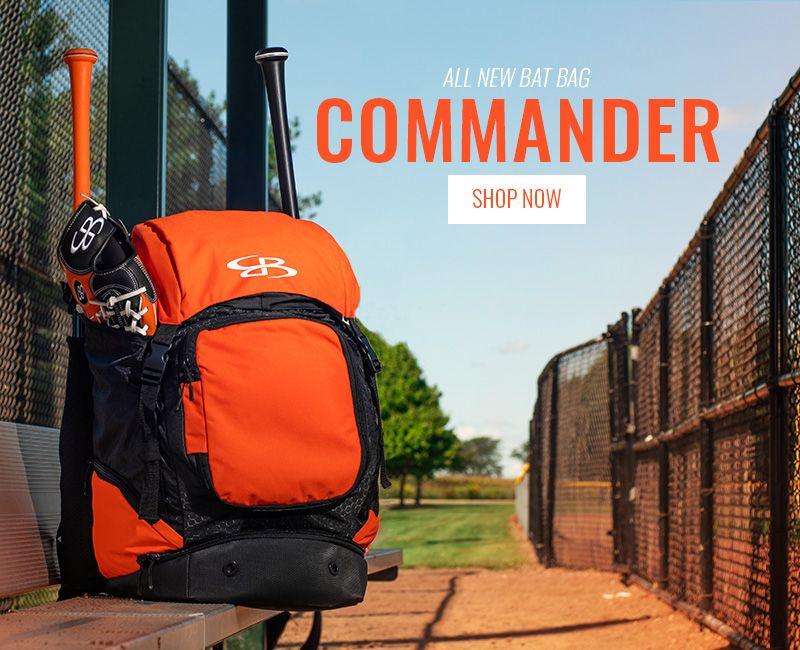 All-New Commander Bat Bag