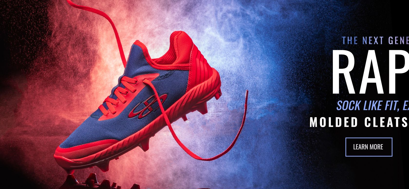 Raptor - Learn More - Molded Cleats Now Available