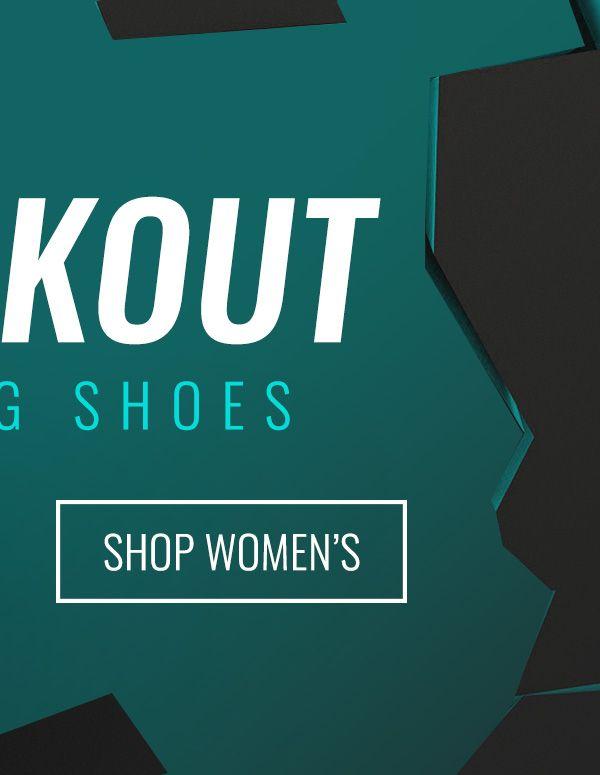 Breakout Training Shoes - Shop Women's