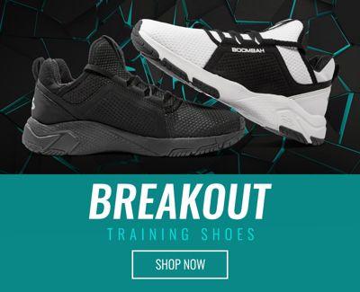 Breakout Training Shoes - Shop Now