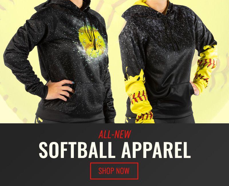 All-New Softball Apparel