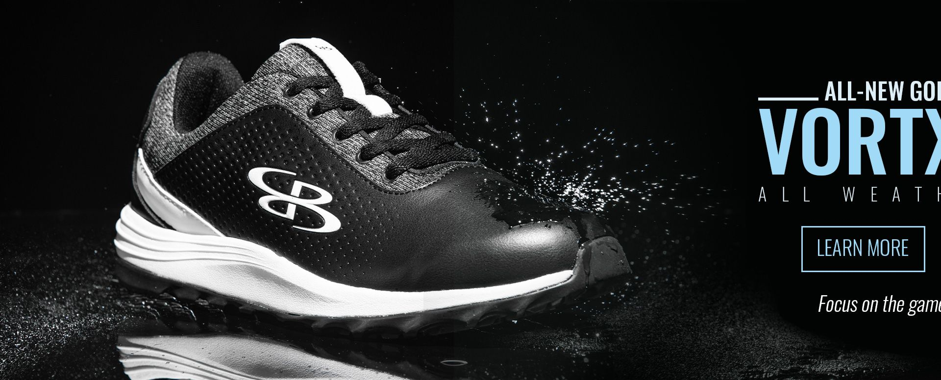 All-New Golf Footwear - Vortx AWR - Shop Now