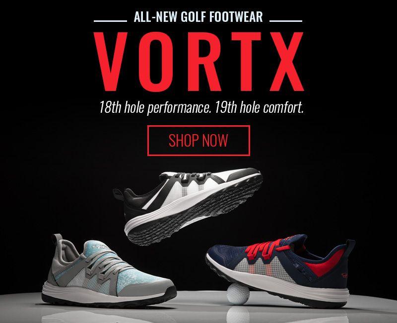 All-New Golf Footwear - Vortx - Shop Now