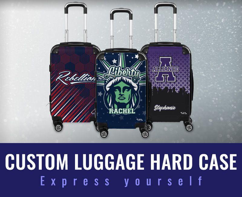 Boombah Custom Luggage
