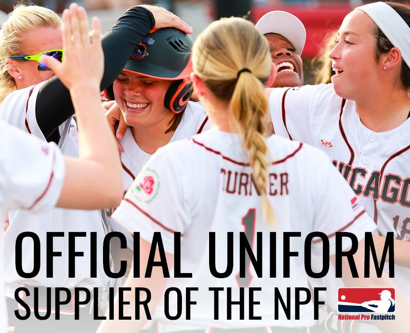 Boombah Official NPF Uniform Supplier