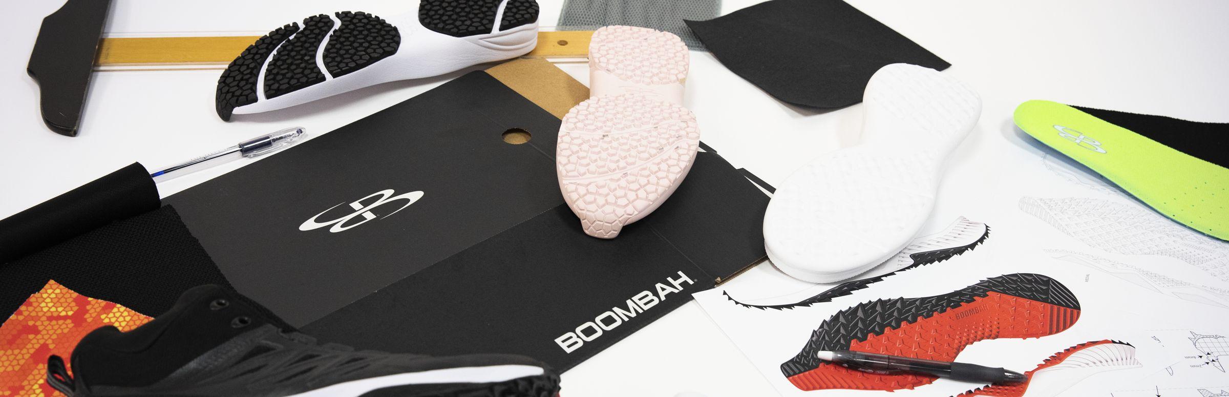 Redesigning footwear