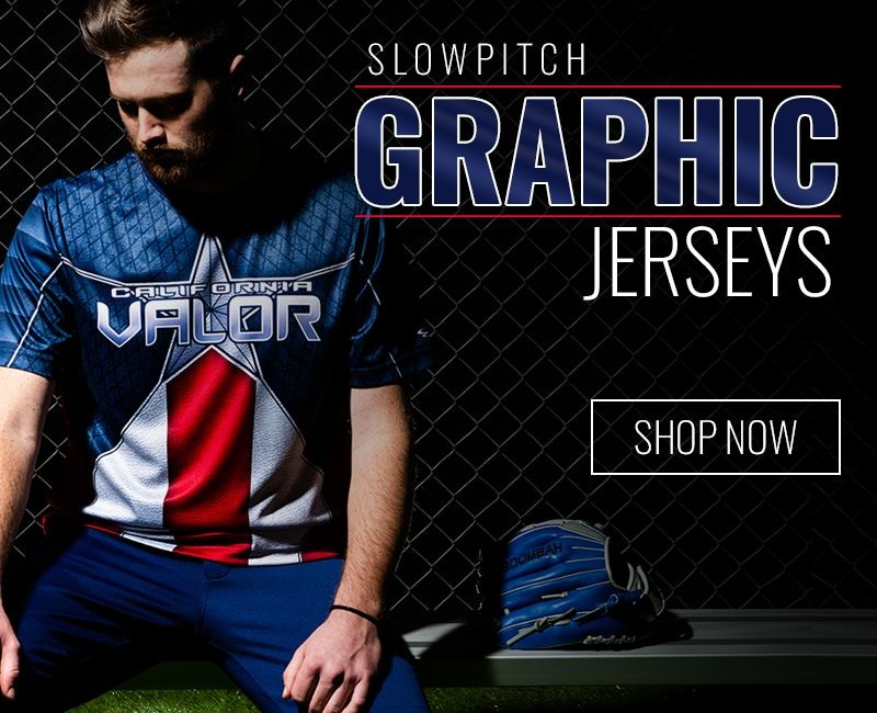 Slowpitch Graphic Jerseys