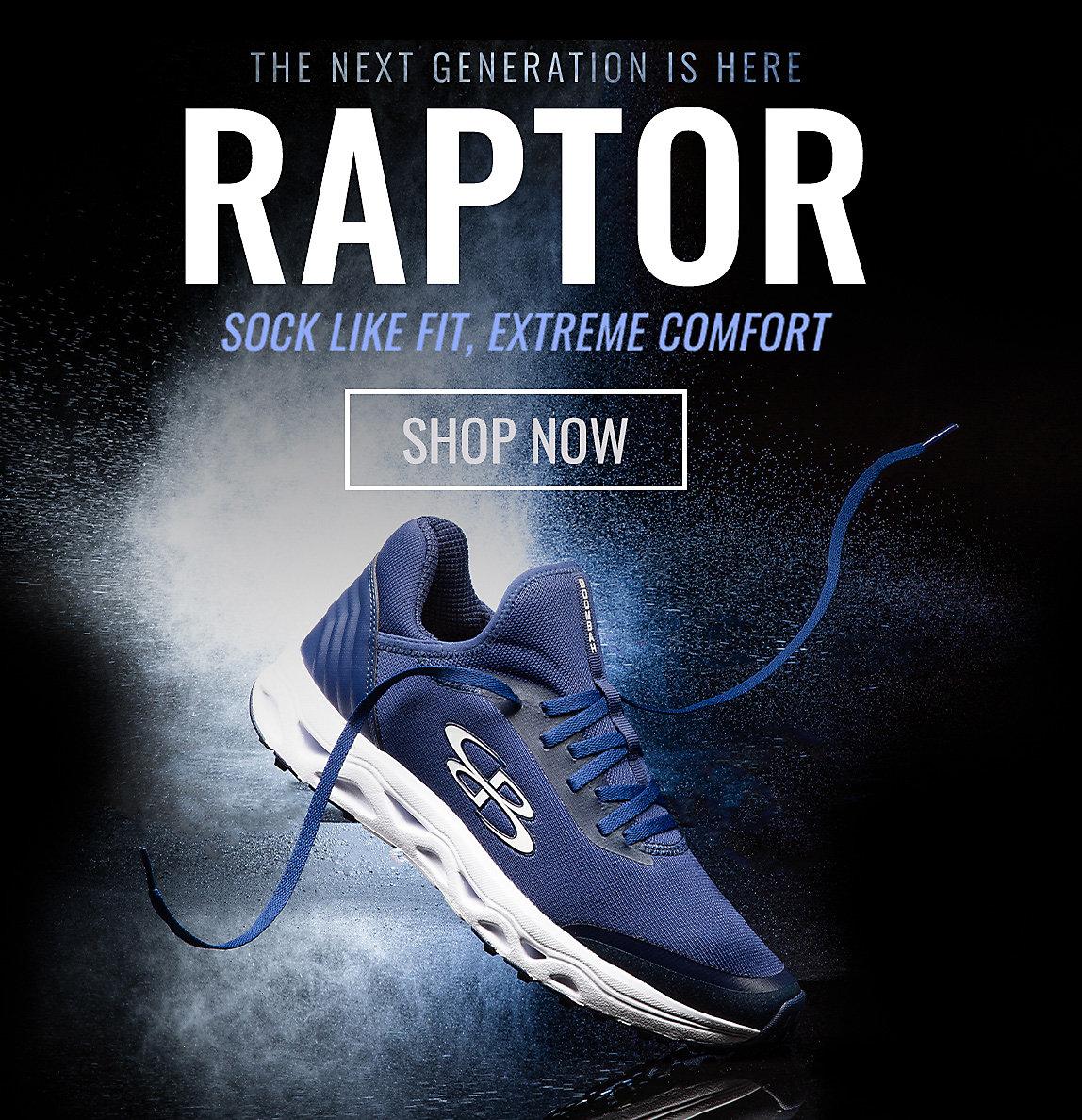 Raptor - Shop Now