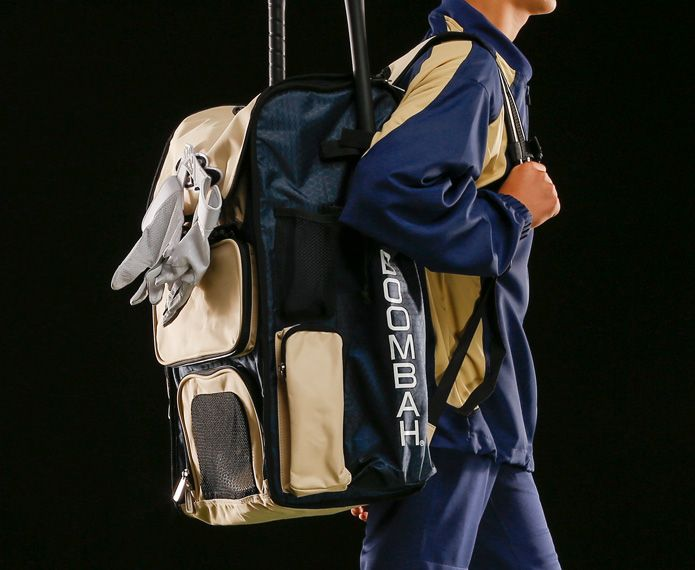 The legendary bat bag with room to spare. Now customizable. db7010ed7