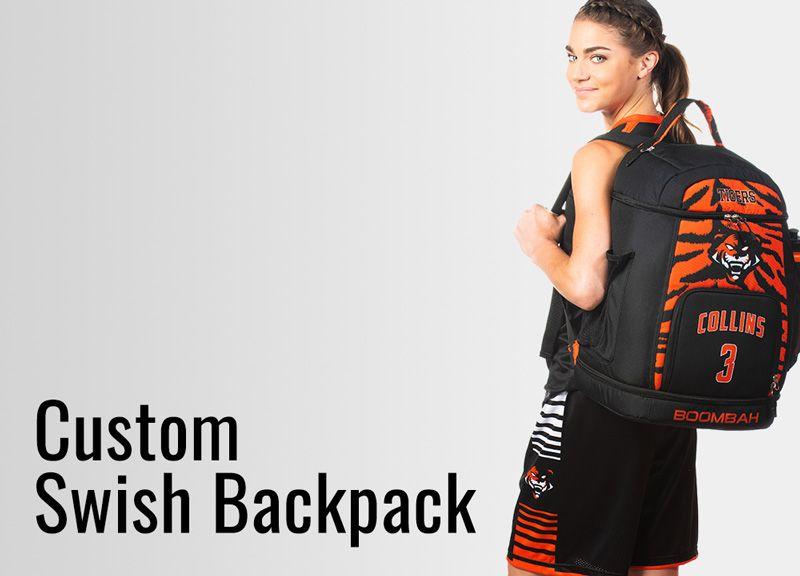 Custom Swish Backpack