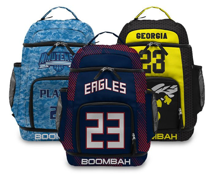 0ba537283a6 Custom Swish Backpack. Fully customizable to perfectly match your team.